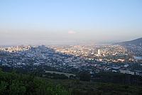 Das Geschäftsviertel von Kapstadt